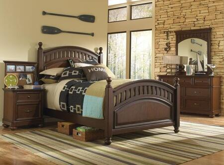 Samuel Lawrence 84686323301SETC Expedition Full Bedroom Sets