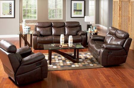 Coaster 600561SET3 Denisa Living Room Sets