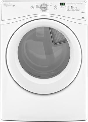 Whirlpool WGD70HEBW Gas Duet Series Gas Dryer
