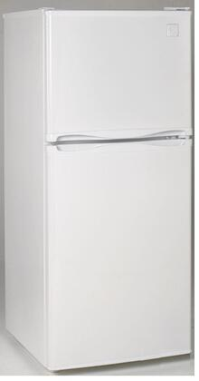 Avanti FF432W Freestanding Top Freezer Refrigerator with 3.6 cu. ft. Total Capacity 2 Wire Shelves