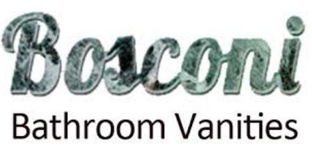 Bosconi Bosconi A130BWLPS Phoenix Stone Vanity Top