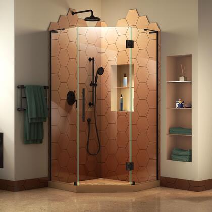 Prism Plus Shower Enclosure RS18 SB E