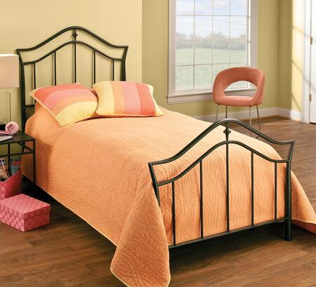 Hillsdale Furniture 1546BTWR Imperial Series  Twin Size Panel Bed