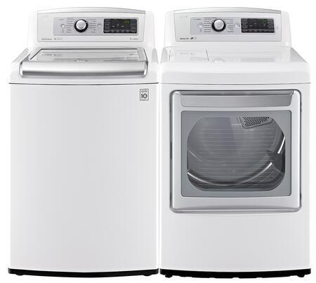 LG 391432 TurboWash Washer and Dryer Combos