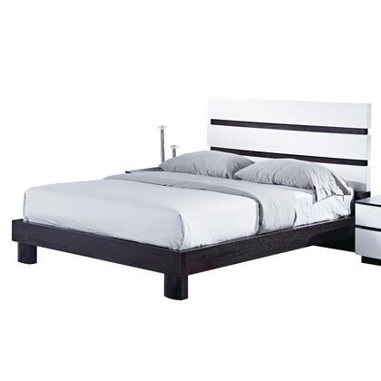 Global Furniture USA CATALINAKB Catalina Series  King Size Platform Bed