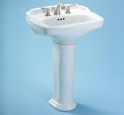 Toto LT770.4#51 Ebony 4in Centerset Lavatory Bowl