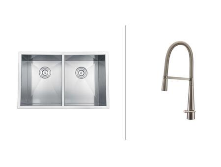 Ruvati RVC2334 Kitchen Sink