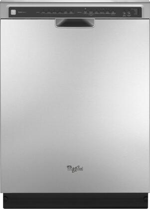 """Whirlpool WDL785SAAM 24"""" Built-In Full Console Dishwasher"""
