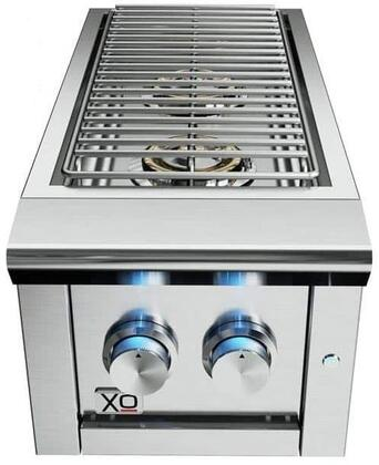XO XOGSIDEBURNN Natural Gas Side Burner