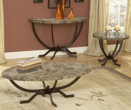 Hillsdale Furniture 41428803PC Monaco Living Room Table Sets