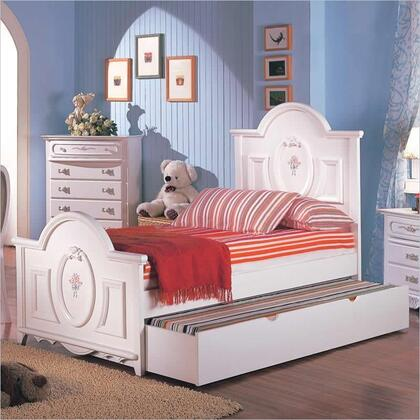 Coaster 400101T Sophie Series  Twin Size Panel Bed