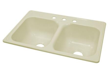 Lyons DKS09LX-TB Kitchen Sink