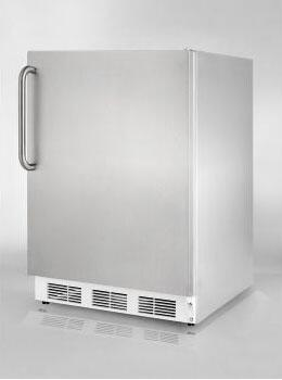 Summit SCFF55SSHVLHD  Freezer with 5 cu. ft. Capacity