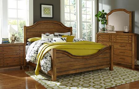 Broyhill 4930KPBNDMALT Bethany Square King Bedroom Sets