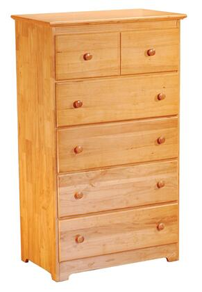 Atlantic Furniture C69505 Windsor Series  Chest