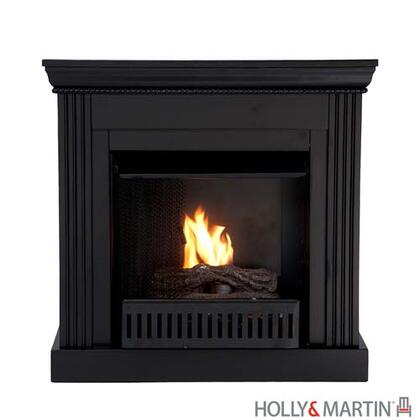 Holly & Martin 37036031001  Vent Free Gel Fuel Fireplace