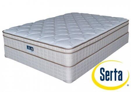 Serta ET540376SETF Toledo Full Size Mattress Sets