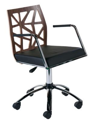 """Euro Style 27150 25.12""""  Office Chair"""