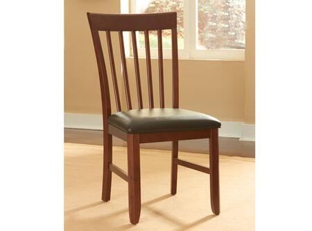 GRAJV245K SLATBACK CHAIR