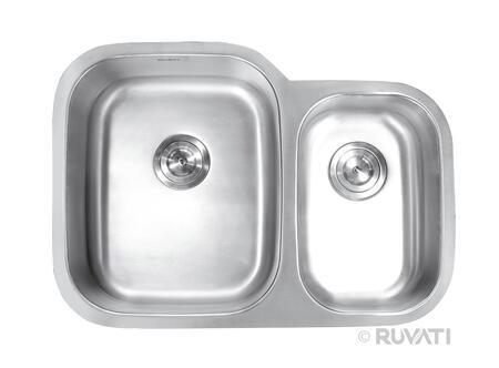 Ruvati RVM4500 Kitchen Sink