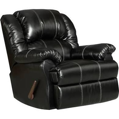 Flash Furniture 2001XXGGL Exceptional Designs Leather Taos Rocker Recliner with Plush Upholstered Arms amd Rocker Feature