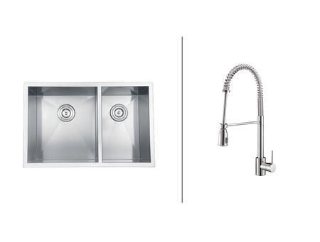 Ruvati RVC2346 Kitchen Sink