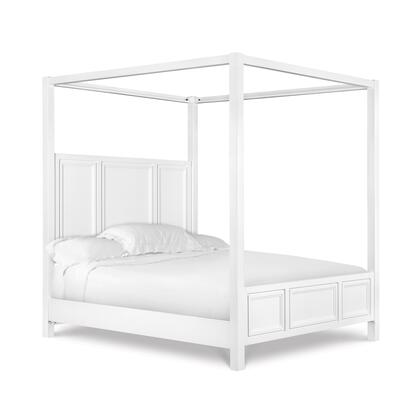 Magnussen B230466 Clearwater Series  King Size Poster Bed