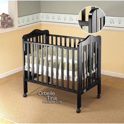 Orbelle 1122X Tina/Noa Three Level Portable Crib in