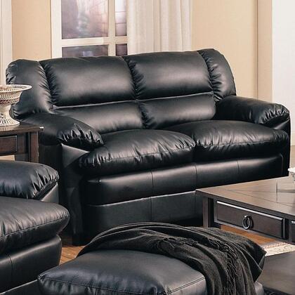 Coaster 501922 Harper Series Bonded Leather  Loveseat