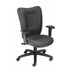 "Boss B2007GY 32"" Adjustable Contemporary Office Chair"