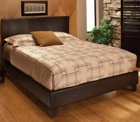 Hillsdale Furniture 1611BKR Harbortown Series  King Size Platform Bed
