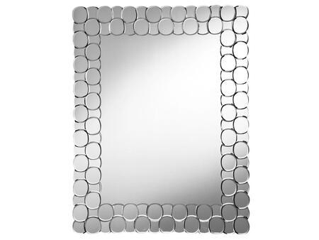 Stein World 12447 Merona Series Rectangular Portrait Wall Mirror