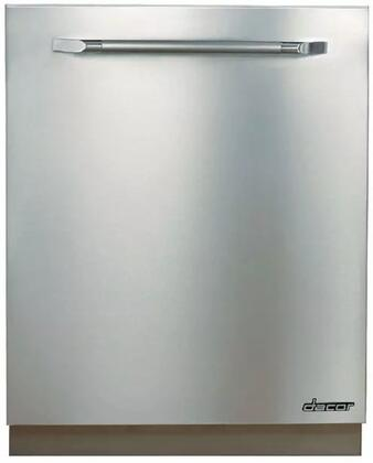 """Dacor RDW24S 24"""" Built-In Fully Integrated Dishwasher 