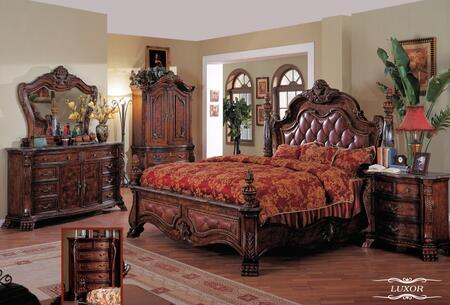 Meridian LUXORQSET Luxor Other Bedroom Sets