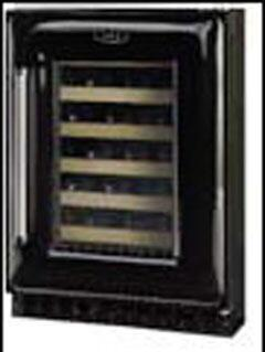 "AGA AWC24BLK 23.88"" Built-In Wine Cooler"