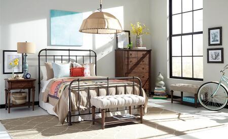 Broyhill 4800KMBNC2UB Cranford King Bedroom Sets