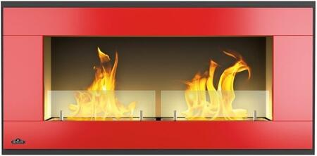 Napoleon WMFE3R Wall Mountable Vent Free Bioethanol Fireplace |Appliances Connection
