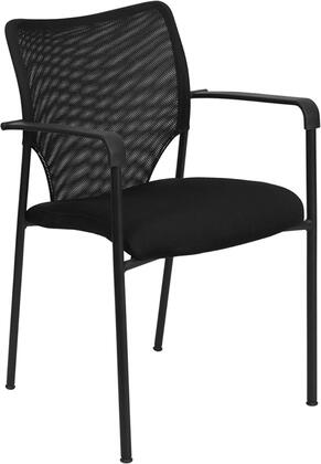 "Flash Furniture RUTNC178CARMSBKGG 21.25"" Contemporary Office Chair"