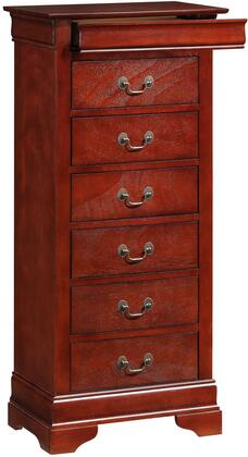 Glory Furniture G3100LC  Veneers Chest