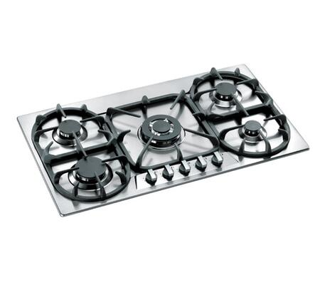 Bertazzoni P36500X Modular Series Gas Sealed Burner Style Cooktop