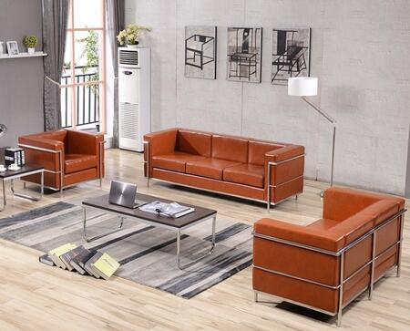 Flash Furniture ZBREGAL8103SLCCOGGG Hercules Regal Living Ro