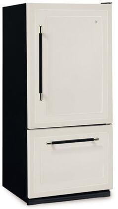 Heartland 306502RHD  Bottom Freezer Refrigerator with 18.5 cu. ft. Capacity in White