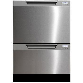 Fisher Paykel DD24DCHTX6V2 DishDrawer Series Drawers Semi-Integrated Dishwasher
