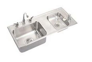 Elkay DRKRQ3717RC Stainless Steel Sink