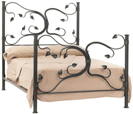 Stone County Ironworks 900791  King Size HB & Frame Bed