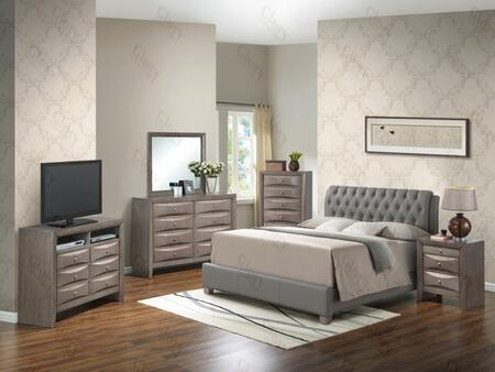 Glory Furniture G1505CTBUPNTV2 G1505 Twin Bedroom Sets