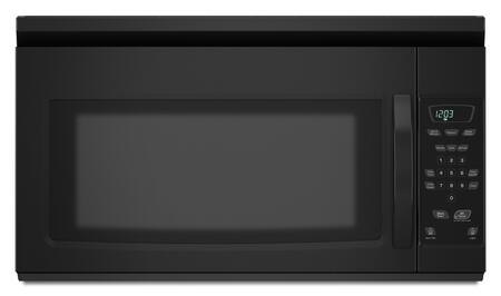 Amana AMV1150VAB 1.5 cu. ft. Capacity Over the Range Microwave Oven