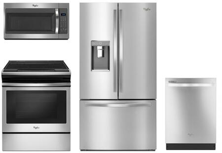Whirlpool 730340 Kitchen Appliance Packages