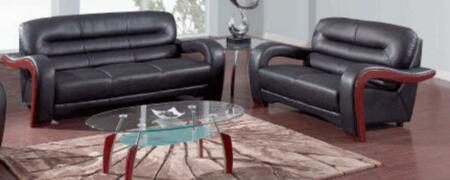 Global Furniture USA 2033LVBLSL Global Furniture USA Living