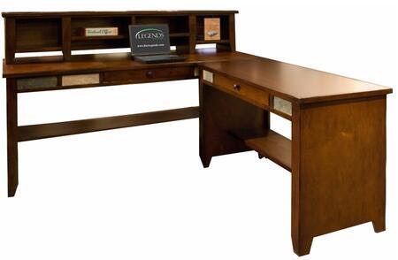 Legends Furniture FC6215DNC Fire Creek Series  Desk